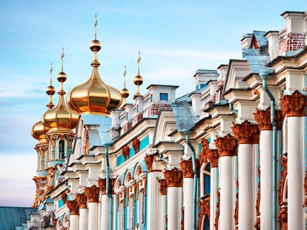 St. Petersburgo. Crucero por Escandinavia y Rusia