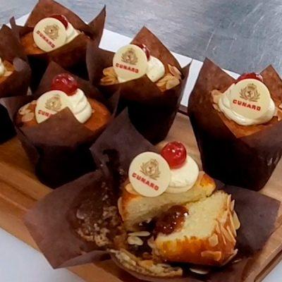 Muffins Cunard Bakewell
