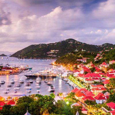 St. Barths, Caribe
