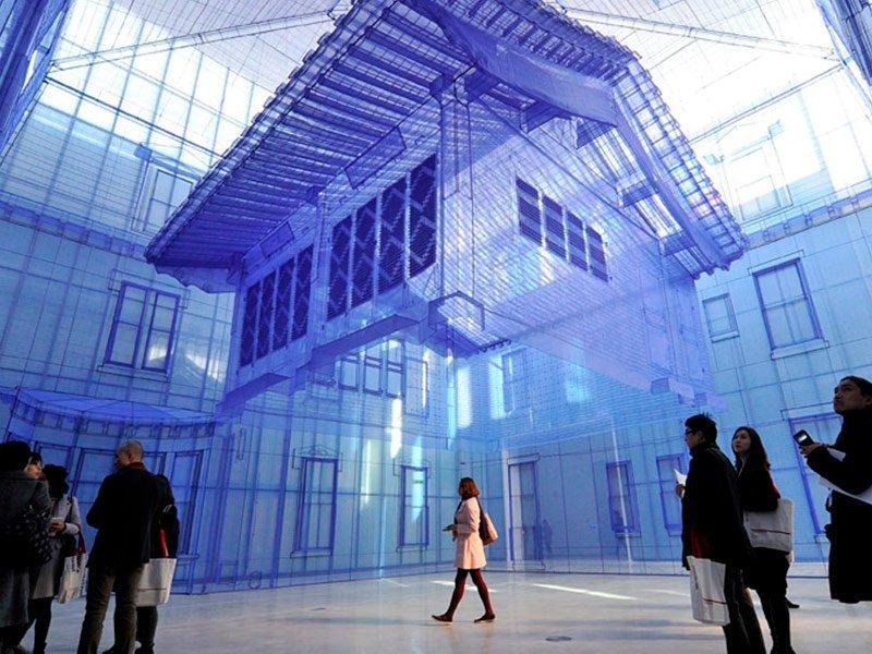 Museos de arte de Asia