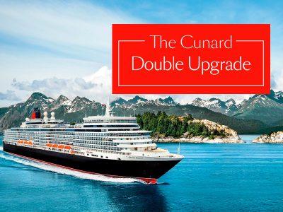 Cunard Doble Upgrade